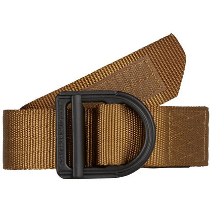 5.11 TRAINER BELT WITH BLACK BUCKLE