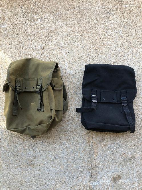 Canvas Musette Bag