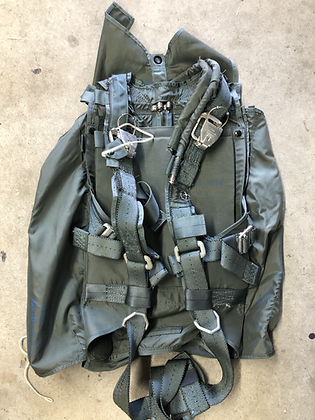 US Military Parachute Harness