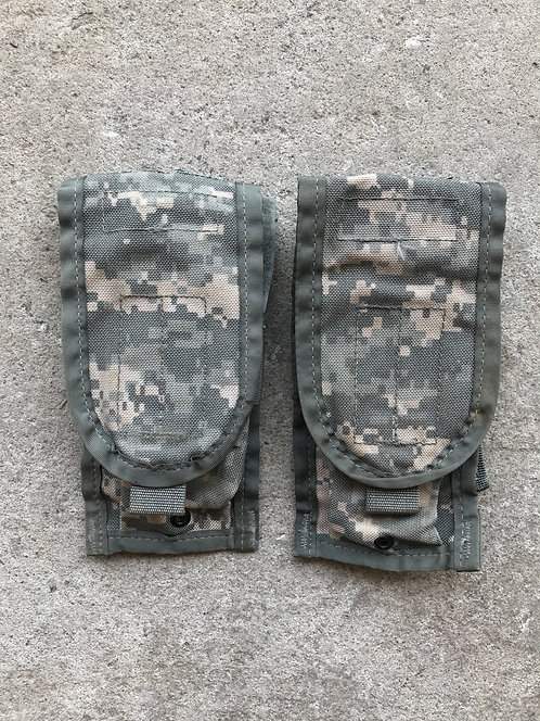 ACU MOLLE II M-4 DOUBLE MAG POUCH