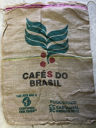 Brazilian Coffee Sack