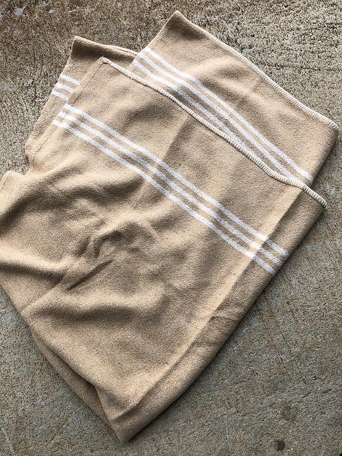 Italian Army Wool Blankets