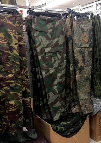 Camo from around the world!