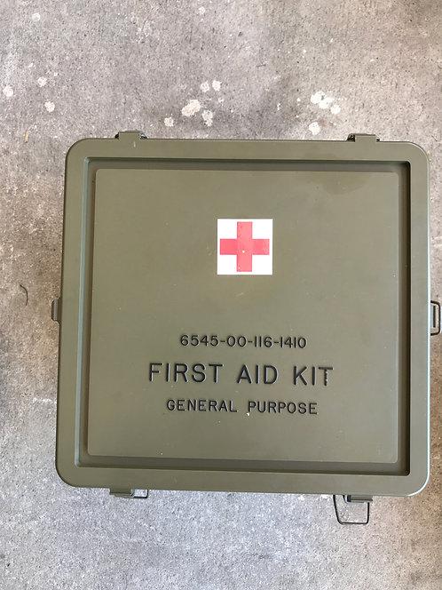 General Purpose First Aid Kit Box