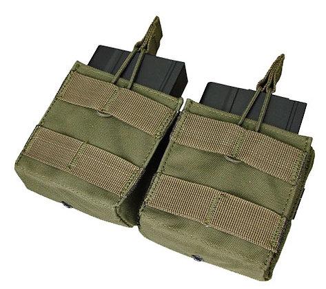 CONDOR DOUBLE M14 OPEN-TOP MAG POUCH