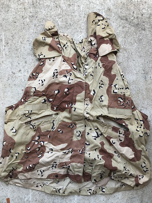 US GI PASGT VEST COVER - 6 color desert