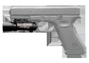 SureFire X300 LED Handgun / Long Gun WeaponLight