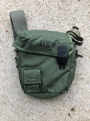 New US GI Canteen and Carrier set!