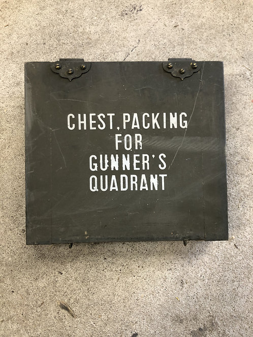 Chest Packing For Gunner's Quadrant (Box)