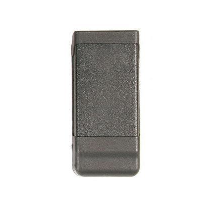 BLACKHAWK Double Stack Single Mag Case - Black