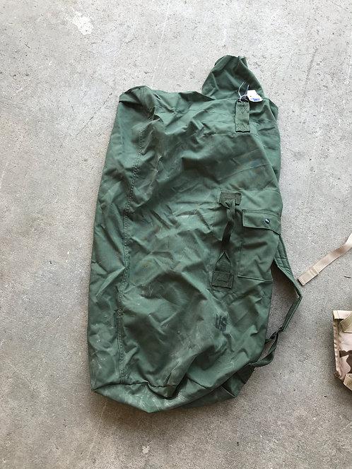 Surplus US GI OD 2 Strap Duffle Bag