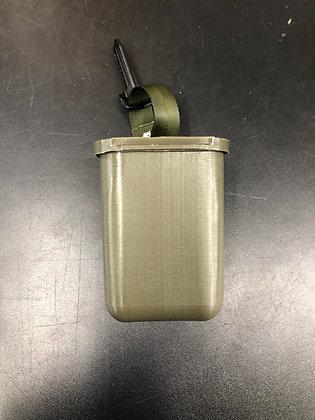 Military D-Con/Stash Box (Olive Drab)