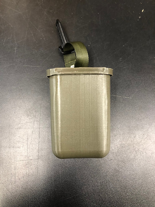 Military D-Con/Stash Box (Olive Drab)
