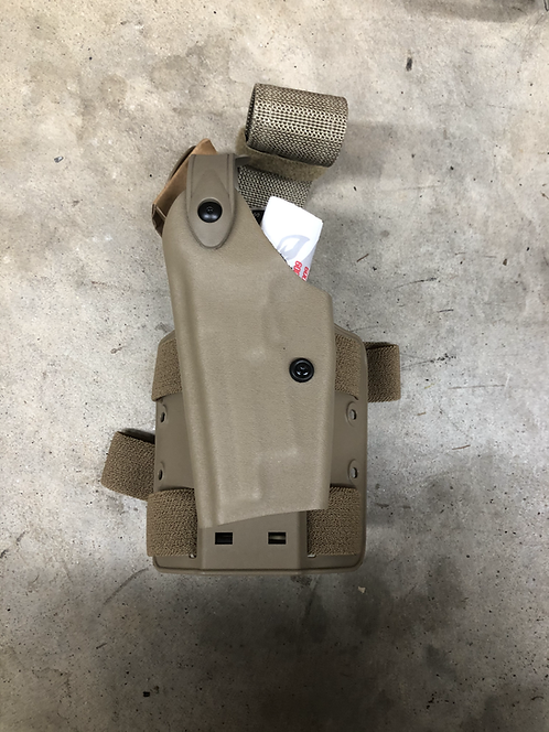 SAFARILAND LEFT HAND-Tactical Holster