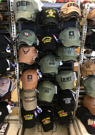 Hats for everyone!