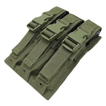 CONDOR MP5 MAG POUCH-TRIPLE