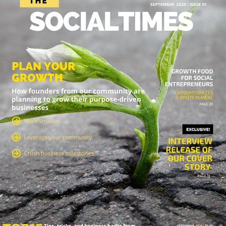 Our time is now: The Social Times