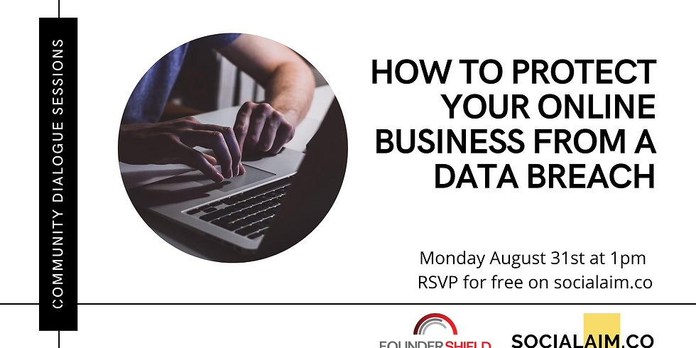 How to protect your online business from a data breach