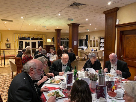 St Andrew's Night Dinner and Dance