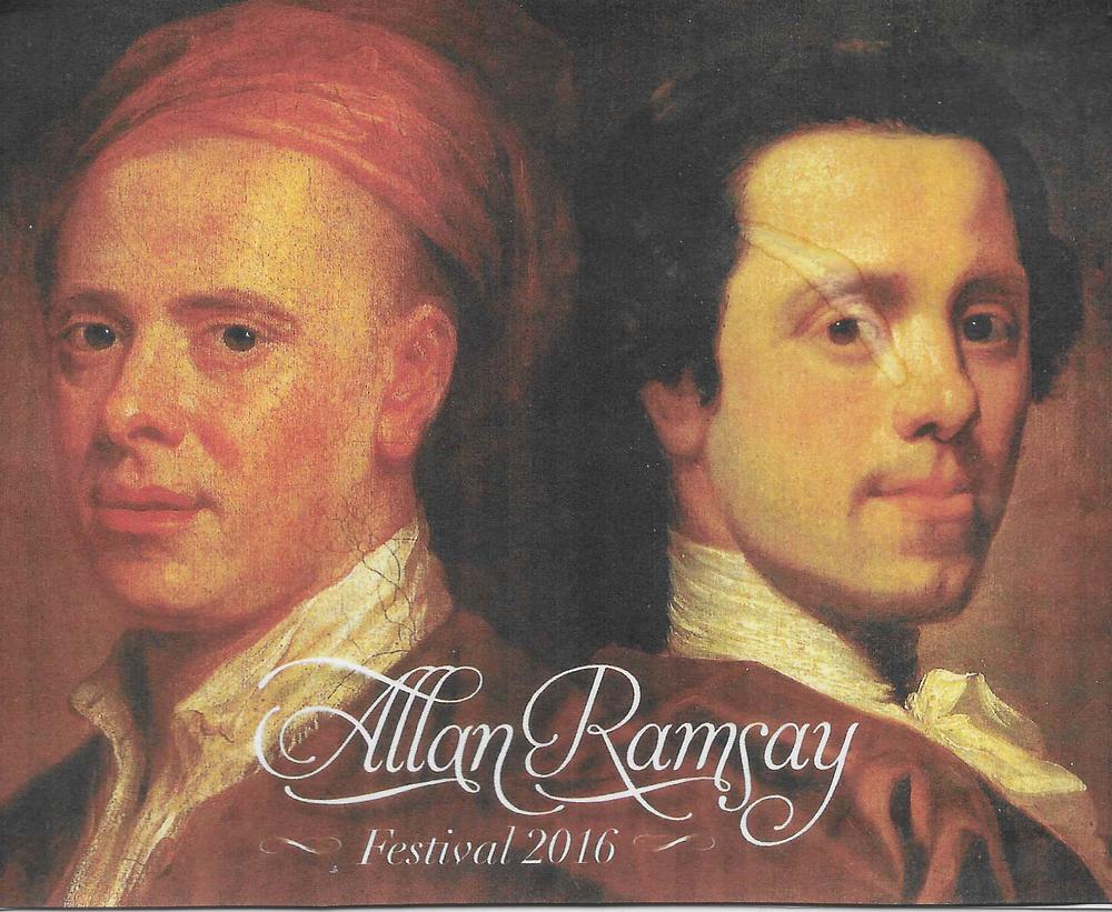 Allan Ramsay – Poet (1684 – 1758)                 Allan Ramsay – Painter (1713 – 1784)