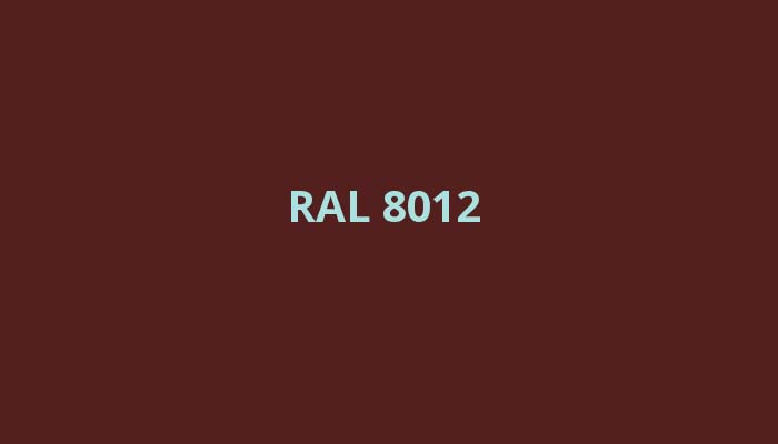 ral-8012