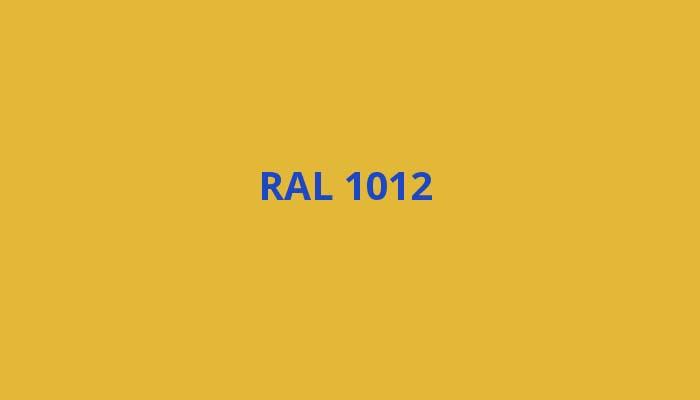 ral-1012