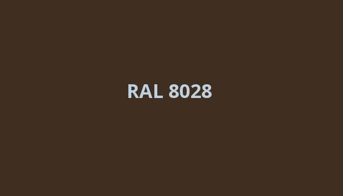 ral-8028