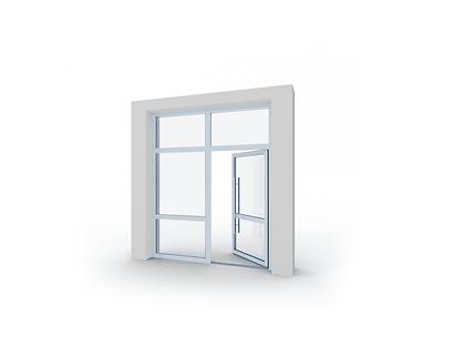 hlníkové dvere izool 60