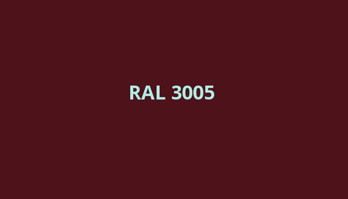ral-3005