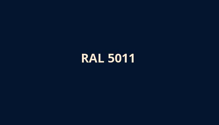RAL-5011
