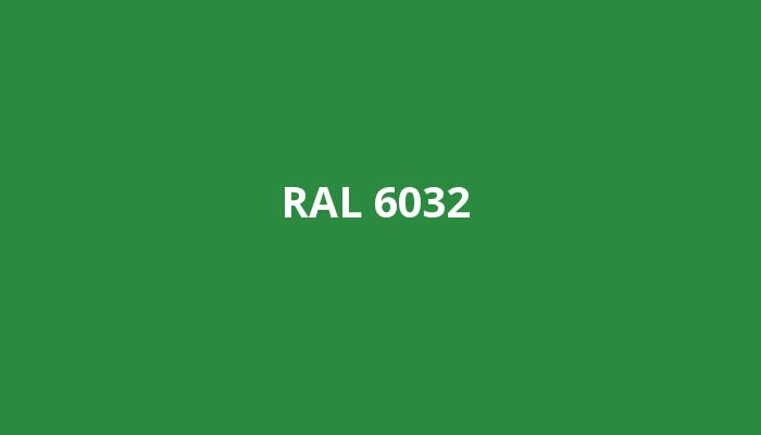 RAL-6032