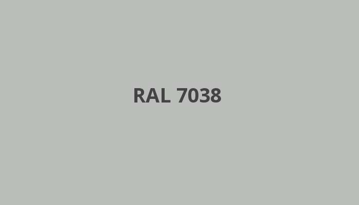 RAL-7038