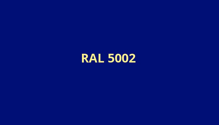 ral-5002