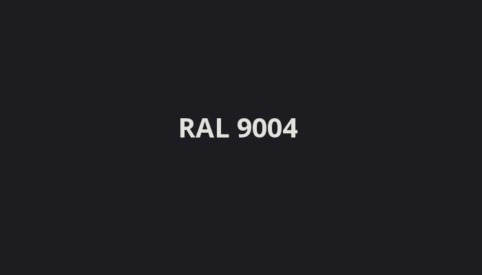 ral-9004