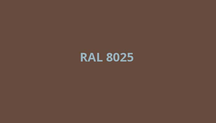 ral-8025