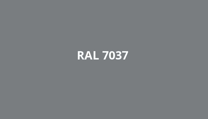 RAL-7037