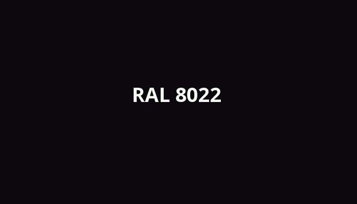 ral-8022