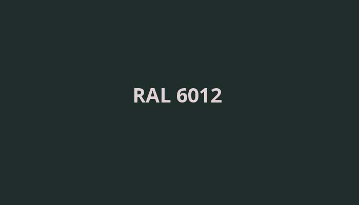 RAL-6012