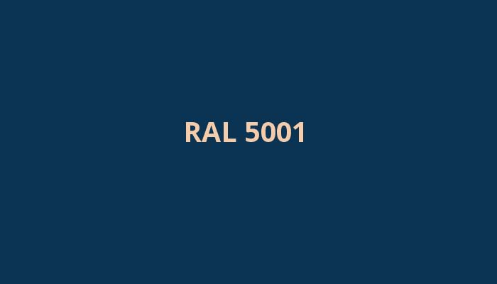 ral-5001