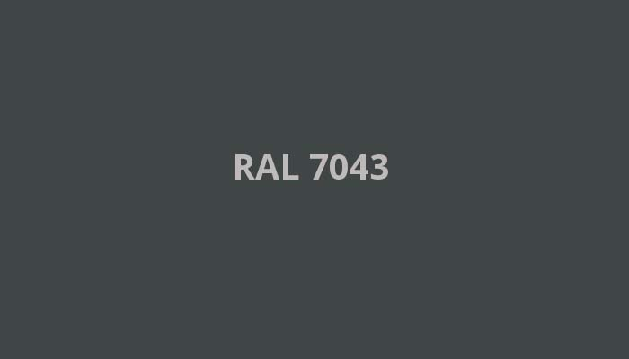 RAL-7043