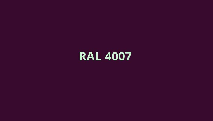ral-4007