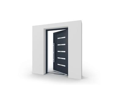 plastové dvere brugmann evolution 73-otv