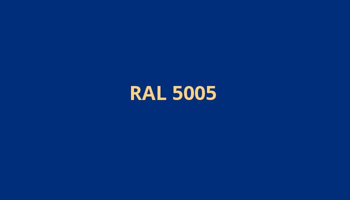 ral-5005
