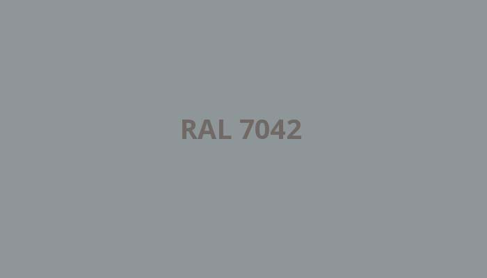 RAL-7042
