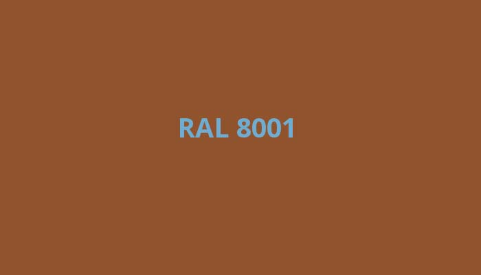 ral-8001