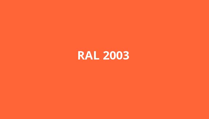 ral-2003