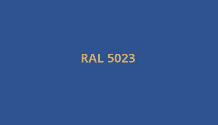 RAL-5023