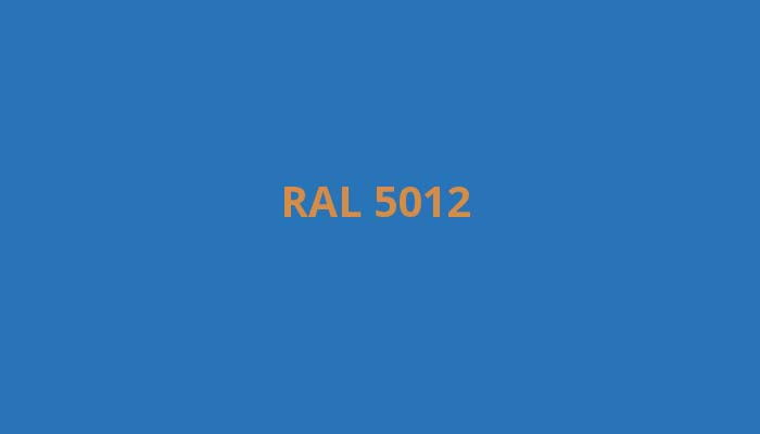 RAL-5012