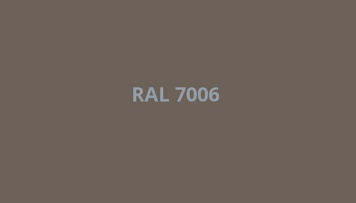 RAL-7006