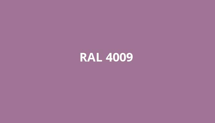 ral-4009